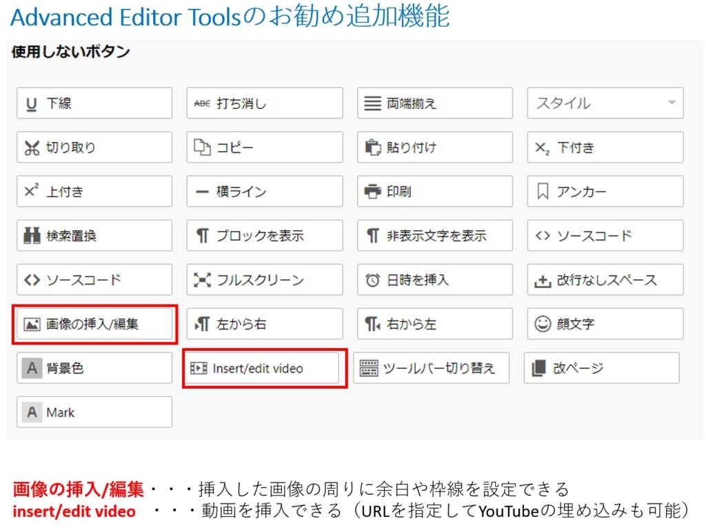 Advanced Editor Toolsのおすすめ追加機能