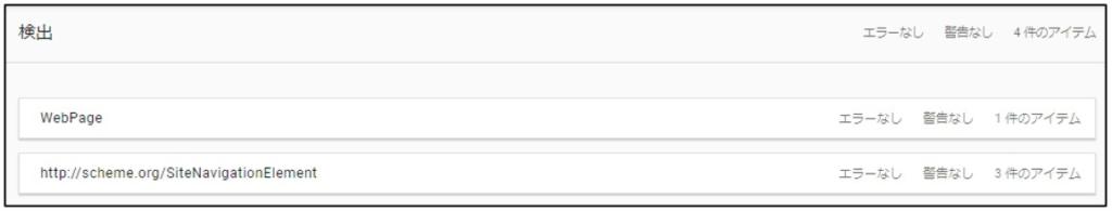 DIVERの構造化データ評価結果